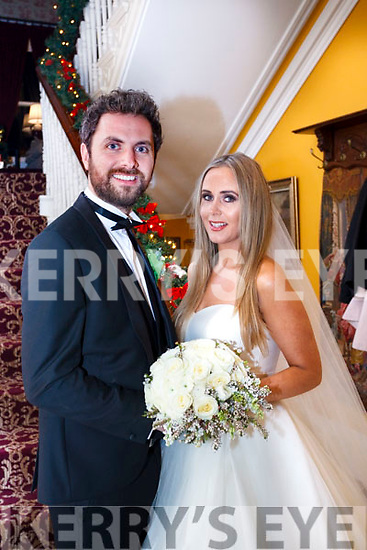 Emily Curran and David Clohessy wedding