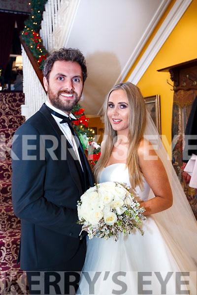 Emily Curran and David Clohessy wedding