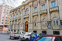 Ateneo de Montevideo, Plaza de Cagancha Square, 1157 - Montevideo · Uruguay - educational and cultural institute. Montevideo, Uruguay, South America