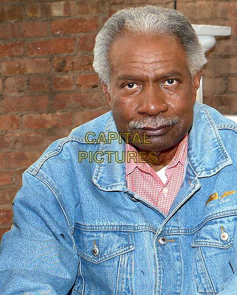 OSSIE DAVIS.in Unstoppable (Doc.).*Editorial Use Only*.www.capitalpictures.com.sales@capitalpictures.com.Supplied by Capital Pictures.