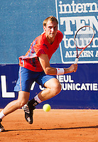 08-09-12, Netherlands, Alphen aan den Rijn, Tennis, TEAN International,  Thiemo de Bakker   J.Sousa