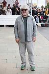 Spanish movie director Pedro Almodovar arrives to Maria Cristina hotel during 63rd Donostia Zinemaldia (San Sebastian International Film Festival) in San Sebastian, Spain. September 23, 2015. (ALTERPHOTOS/Victor Blanco)