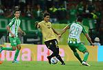 Atlético Nacional venció 1-0 a Rionegro Águilas. Fecha 15 Liga Águila I-2018.