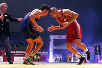 Lucha 2015 Panamericano - Greco Romano