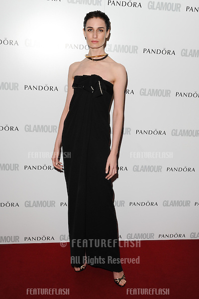 Erin O'Connor arriving for the 013 Glamour Women of The Year Awards, Berkeley Square, London. 04/06/2013 Picture by: Steve Vas / Featureflash