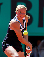 24-05-10, Tennis, France, Paris, Roland Garros, First round match, Kudryavtseva