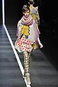 Tokyo Fashion Week 2013 - Hiroko Koshino Autumn/Winter 2013-14 Tokyo Collection Runway