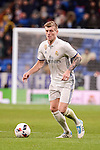 Real Madrid's Toni Kroos during Copa del Rey match between Real Madrid and Celta de Vigo at Santiago Bernabeu Stadium in Madrid, Spain. January 18, 2017. (ALTERPHOTOS/BorjaB.Hojas)