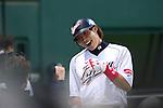 Yoshio Itoi (JPN), .MARCH 3, 2013 - WBC : .2013 World Baseball Classic .1st Round Pool A .between Japan 5-2 China .at Yafuoku Dome, Fukuoka, Japan. .(Photo by YUTAKA/AFLO SPORT)