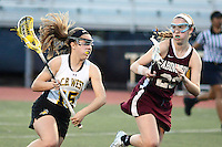 Abington at CB West Girls Lacrosse in Doylestown, Pennsylvania