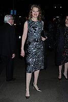 06 April 2019 - New York, New York - Sandra Bernhard arriving for the Wedding Reception of Marc Jacobs and Char Defrancesco, held at The Pool. Photo Credit: LJ Fotos/AdMedia