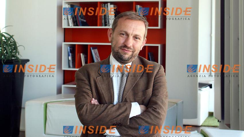 Roma 04-07-2006 Assemblea dal titolo:La costruzione del Partito Democratico<br /> Nella foto Stefano Ceccanti<br /> Photo Serena Cremaschi Insidefoto