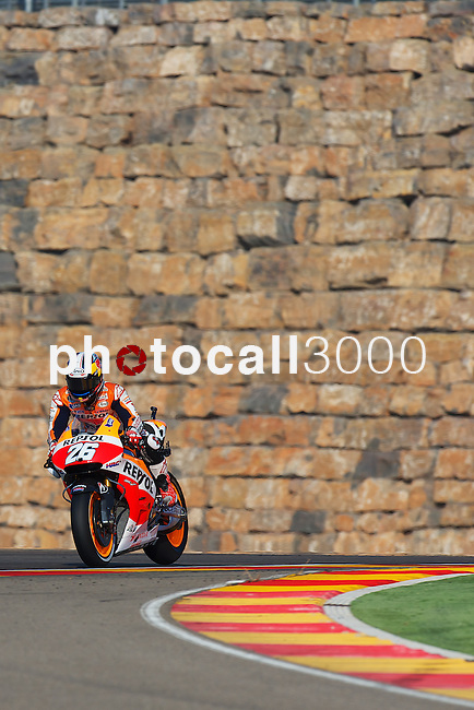 Gran Premio Movistar de Aragón<br /> during the moto world championship in Motorland Circuit, Aragón<br /> <br /> PHOTOCALL3000