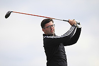 Callum Farr (Northamptonshire) on the 4th tee during Round 3 of the Lytham Trophy, held at Royal Lytham & St. Anne's, Lytham, Lancashire, England. 05/05/19<br /> <br /> Picture: Thos Caffrey / Golffile<br /> <br /> All photos usage must carry mandatory copyright credit (© Golffile | Thos Caffrey)