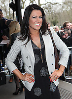 Susannah Reid arriving for the TRIC Awards 2014, at Grosvenor House Hotel, London. 11/03/2014 Picture by: Alexandra Glen / Featureflash