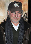 "LOS ANGELES, CA. - February 24: Executive Producer Steven Spielberg arrives to HBO's premiere of ""The Pacific"" at Grauman's Chinese Theatre on February 24, 2010 in Los Angeles, California."