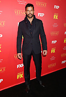 HOLLYWOOD, CA - JANUARY 08: Singer/actor Ricky Martin attends the Premiere Of FX's 'The Assassination Of Gianni Versace: American Crime Story' at ArcLight Hollywood on January 8, 2018 in Hollywood, California.<br /> CAP/ROT/TM<br /> &copy;TM/ROT/Capital Pictures
