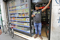 - Milan, immigrants in Padova street<br /> <br /> - Milano, immigrati in via Padova