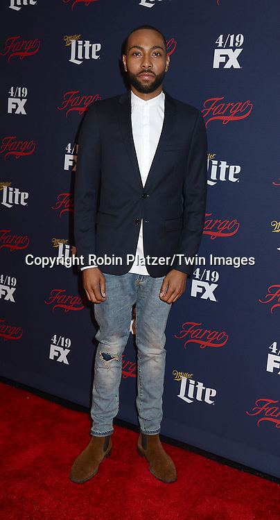 Jeremie Harris attends FX's 2017 All-Star Upfront on  April 6, 2017 at SVA Theater in New York, New York, USA. <br /> <br /> photo by Robin Platzer/Twin Images<br />  <br /> phone number 212-935-0770