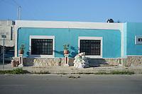 Calle 25, Progreso, Yucatan, Mexico