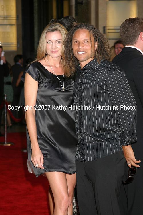 Cobi Jones.ESPY Awards 2007.Kodak Theater.Los Angeles, CA.July 11, 2007.©2007 Kathy Hutchins / Hutchins Photo....