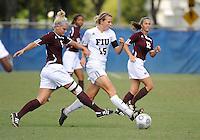 FIU Women's Soccer v. ULM (10/11/09)