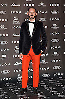 "Paco Leon attends the ""ICON Magazine AWARDS"" Photocall at Italian Consulate in Madrid, Spain. October 1, 2014. (ALTERPHOTOS/Carlos Dafonte) /nortephoto.com"