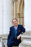 James Stourton at Christ Church during the Sunday Times Oxford Literary Festival, UK, 16 - 24 March 2013. <br />