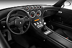 High angle dashboard view of a 2009 - 2014 Wiesmann MF4 GT 2 Door Coupe