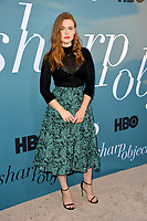 Holland Roden at the premiere for the HBO series &quot;Sharp Objects&quot; at the Cinerama Dome, Los Angeles, USA 26 June 2018<br /> Picture: Paul Smith/Featureflash/SilverHub 0208 004 5359 sales@silverhubmedia.com