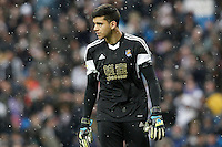 Real Sociedad's Geronimo Rulli during La Liga match.January 31,2015. (ALTERPHOTOS/Acero) /NortePhoto<br />