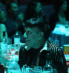 Joey Arias during Allee Willis performing 'Ba-de-ya Baby! Or: How I Learned to Love Theatre' for La Mama's 55th Anniversary Gala at La Mama on November 10, 2016 in New York City.