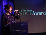 Erica Schmidt during The Third Annual SDCF Awards at The The Laurie Beechman Theater on November 12, 2019 in New York City.