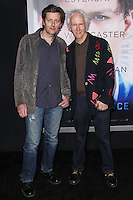 "WESTWOOD, LOS ANGELES, CA, USA - APRIL 10: Waylon Krieger, Robby Krieger at the Los Angeles Premiere Of Warner Bros. Pictures And Alcon Entertainment's ""Transcendence"" held at Regency Village Theatre on April 10, 2014 in Westwood, Los Angeles, California, United States. (Photo by Xavier Collin/Celebrity Monitor)"