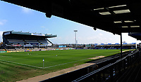 A general view of the Memorial Stadium, home to Bristol Rovers<br /> <br /> Photographer Ashley Crowden/CameraSport<br /> <br /> The EFL Sky Bet League One - Bristol Rovers v Blackburn Rovers - Saturday 14th April 2018 - Memorial Stadium - Bristol<br /> <br /> World Copyright &copy; 2018 CameraSport. All rights reserved. 43 Linden Ave. Countesthorpe. Leicester. England. LE8 5PG - Tel: +44 (0) 116 277 4147 - admin@camerasport.com - www.camerasport.com