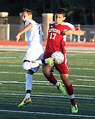 Troy Athens at Auburn Hills Avondale, Boys Varsity Soccer, 9/5/13