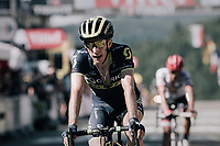 Simon Yates (GBR/Orica-Scott) finishing strong up La Planche des Belles Filles<br /> <br /> 104th Tour de France 2017<br /> Stage 5 - Vittel &rsaquo; La Planche des Belles Filles (160km)