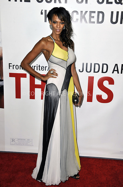 WWW.ACEPIXS.COM....December 12 2012, LA....Judie Shekoni arriving at the'This Is 40' premiere at Grauman's Chinese Theatre on December 12, 2012 in Hollywood, California. ....By Line: Peter West/ACE Pictures......ACE Pictures, Inc...tel: 646 769 0430..Email: info@acepixs.com..www.acepixs.com