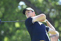 Thomas Pieters (BEL) on the 12th during the 2nd round at the WGC Dell Technologies Matchplay championship, Austin Country Club, Austin, Texas, USA. 23/03/2017.<br /> Picture: Golffile | Fran Caffrey<br /> <br /> <br /> All photo usage must carry mandatory copyright credit (&copy; Golffile | Fran Caffrey)