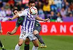 Real Valladolid's Oscar Plano during La Liga match. March 31, 2019. (ALTERPHOTOS/Manu R.B.)