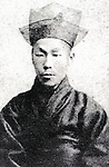 Undated - Kim Ok-gyun. Reformist activist during the Joseon Dynasty of Korea. (Photo by Kingendai Photo Library/AFLO)