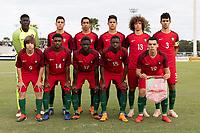 Portugal vs Brazil, November 30, 2018