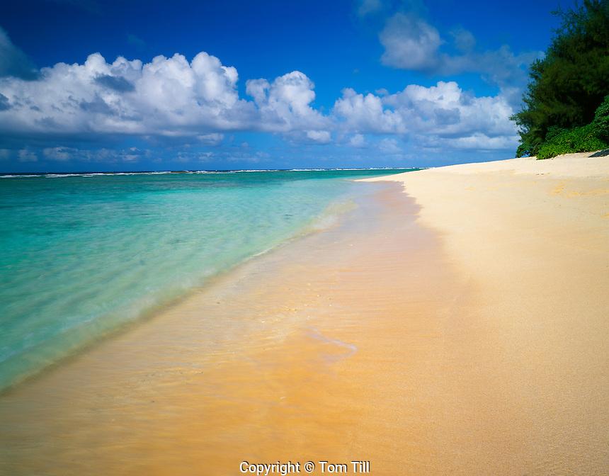 Ritidian Beach, Marianas Island, U.S. Territory of Guam