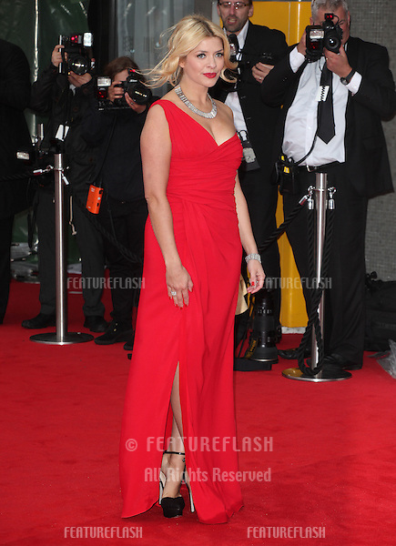 Holly Willoughby arriving for the TV BAFTA Awards 2013, Royal Festival Hall, London. 12/05/2013 Picture by: Alexandra Glen / Featureflash