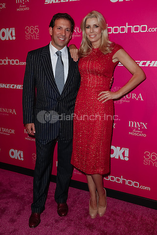 New York, NY - September 10 : Aviva Drescher and Reid Drescher attend OK! Magazine's 8th Annual NY Fashion Week Celebration Hosted by Nicky Hilton held at the VIP Room in New York City on September 10, 2014 (Photo by Brent N. Clarke / MediaPunch)