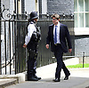 Lord Feldman <br /> arrives back at Downing Street after meetings at The House of Commons to appoint new government minister<br /> 11th May 2015 <br /> <br /> Lord Andrew Feldman <br /> co - chairman of the Conservative party <br /> <br /> Photograph by Elliott Franks <br /> Image licensed to Elliott Franks Photography Services