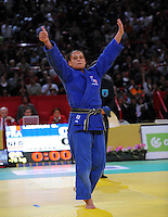 PICTURE BY Dave Winter/SWPIX.COM - Olympics 2012 - Medal hopes for France......Copyright - Simon Wilkinson - 07811267706.....Celine LEBRUN - Judo (-78kg).