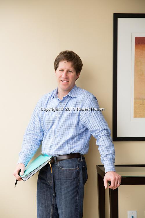 Portrait of David Shpiz - Kindred Partners