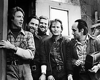 The Deer Hunter (1978) <br /> Christopher Walken, Robert De Niro, John Savage, John Cazale &amp; Chuck Aspegren<br /> *Filmstill - Editorial Use Only*<br /> CAP/KFS<br /> Image supplied by Capital Pictures