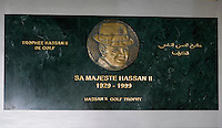 Afrique/Afrique du Nord/Maroc/Rabat: le Golf Hassan II Royal Golf Dar Essalam